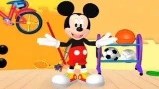 A Casa do Mickey Mouse ►Os Mickeyexercicios do Mickey