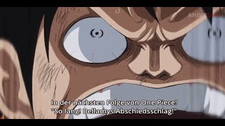 One Piece 720 Preview / Vorschau GER SUB