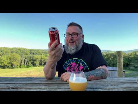 Massive Beer Review 2340 Bissell Brothers Brewing Reciprocal New England IPA