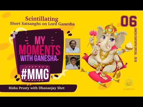 My Moment with Ganesha 06 - Dhananjay Shet  | Ganesh Chaturthi Celebrations at Puttaparthi