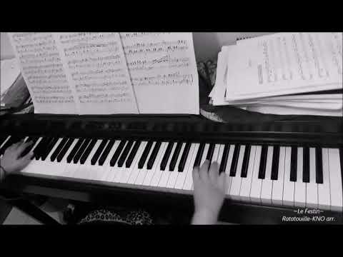 Ratatouille -  Le Festin (piano Arr. By KNO)