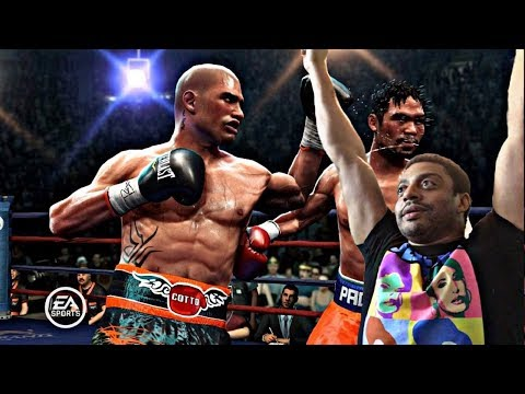 Fight Night Champion GAMEPLAY ShowBizzTheAdult VS SUBSCRIBER