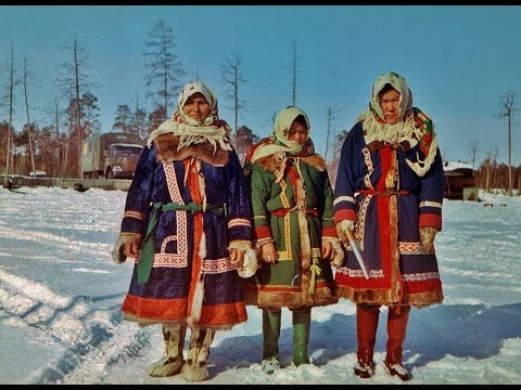 KHANTY PEOPLE. WEST SIBERIA. Years 1983-1990. Handid. Lääne-Siber.