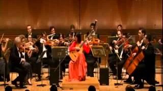 Kaori Muraji - Fantasia para un Gentilhombre - Composer Joaquin Rodrigo (Part1)