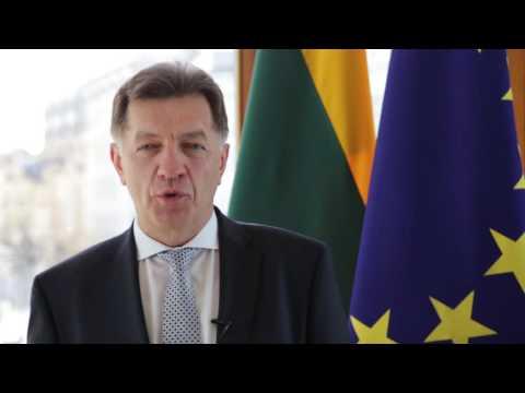 """Ministras Pirmininkas Algirdas Butkevičius kviečia dalyvauti """"Kurk Lietuvai"""" programoje"""