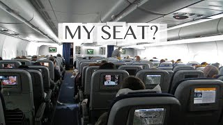 How to Find Your Seat on an Airplane - Yep!