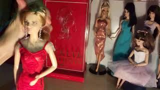 Обзор на куколку барби