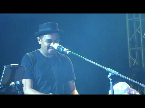 [HD] Glenn Fredly - Januari - Prambanan Jazz 2017 [FANCAM]