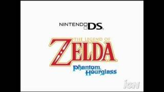 The Legend of Zelda: Phantom Hourglass Nintendo DS Trailer