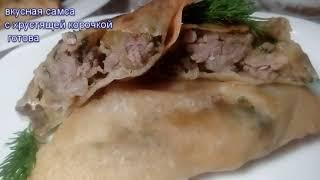 Тонкий лаваш на сковороде *3 разных блюд из лаваша*