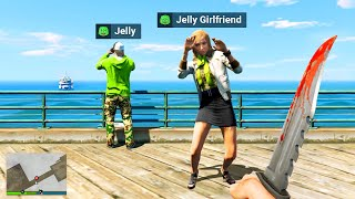 KIDNAPPING YouTuber Girlfriends In GTA 5