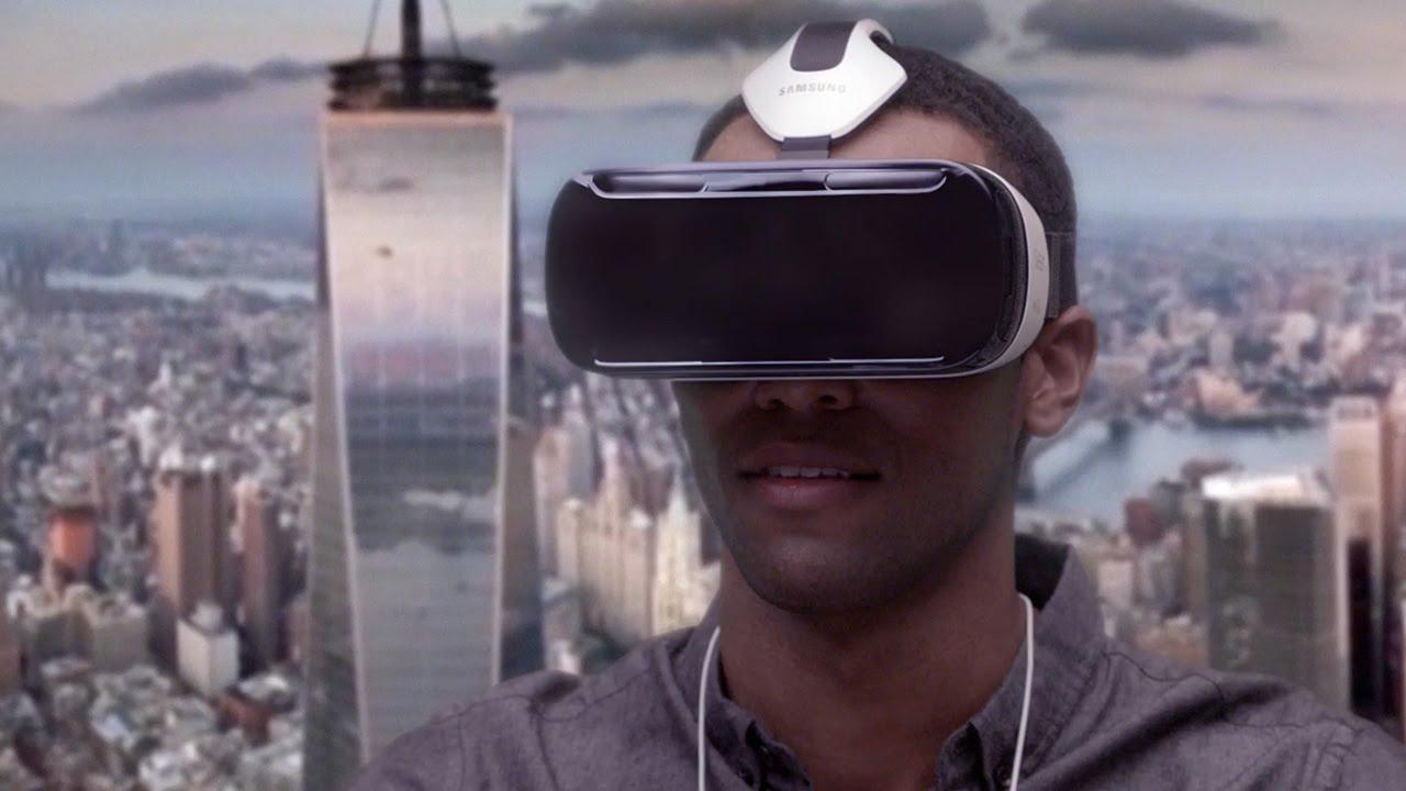 מותג חדש Gear VR Demonstration - YouTube NL-78