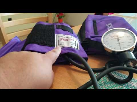 Santamedical #sphygmomanometer & Stethoscope Set Review