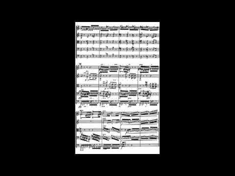 Pyotr Ilyich Tchaikovsky - Serenade for strings (Score)