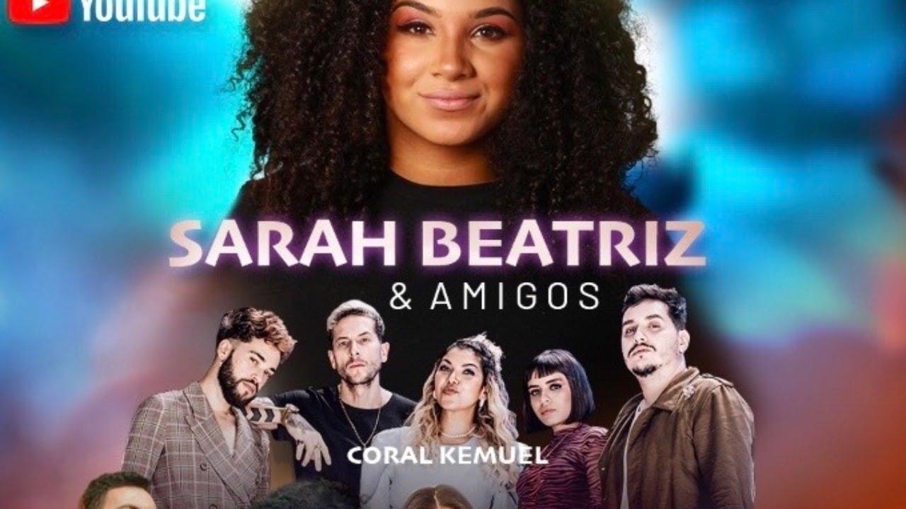 LIVE BASTA ACREDITAR | SARAH BEATRIZ