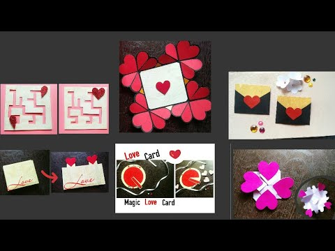 Love cards//scrapbook making idea