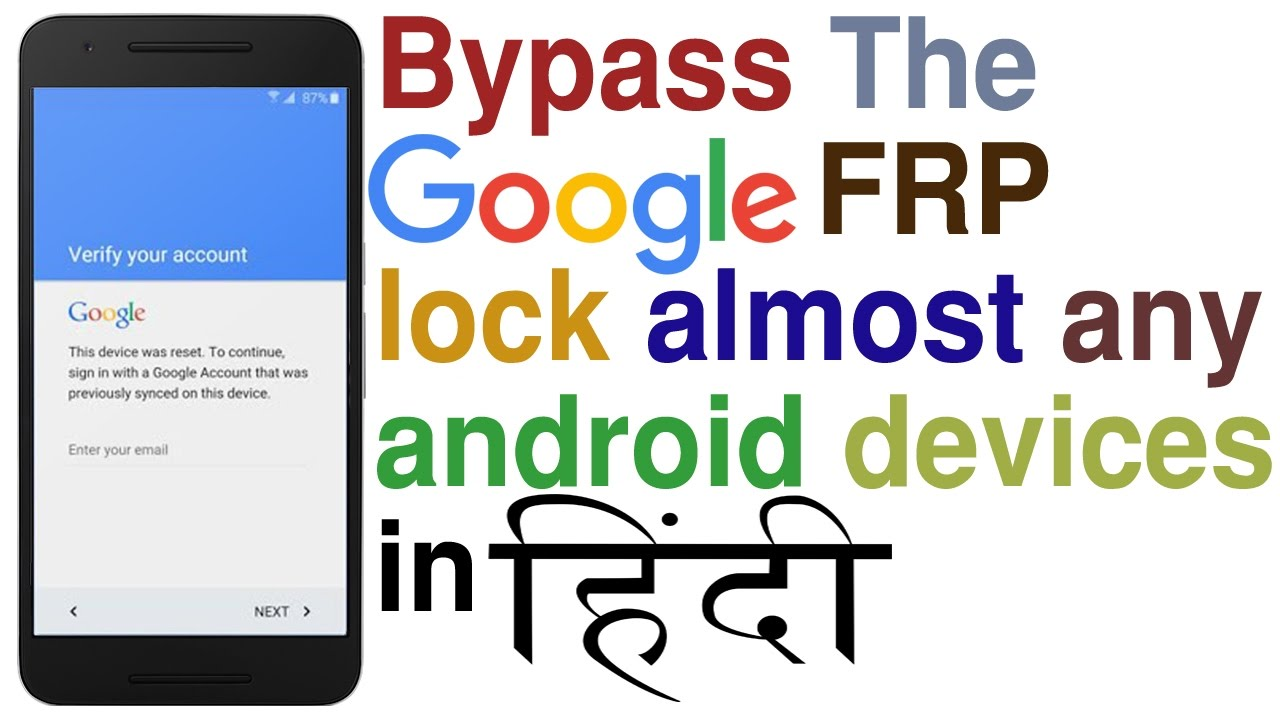 Download Best FRP Bypass Tools to Bypass Google Account