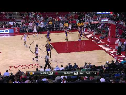 Los Angeles Lakers vs Houston Rockets | December 7, 2016 | NBA 2016-17 Season