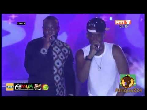 BLACK M / FEMUA 10 (2017) Afrique224LeJeux