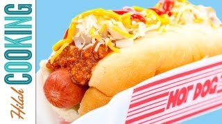 Chili Dog - The Ultimate Chili Dog Chili Recipe!
