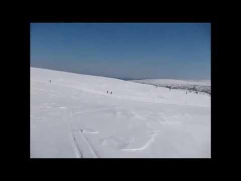 Hiking in Lapland - Skiing trip to Urho Kekkonen National Park