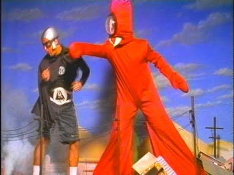 """""""Super Rad!"""" - The Aquabats! Music Video"""