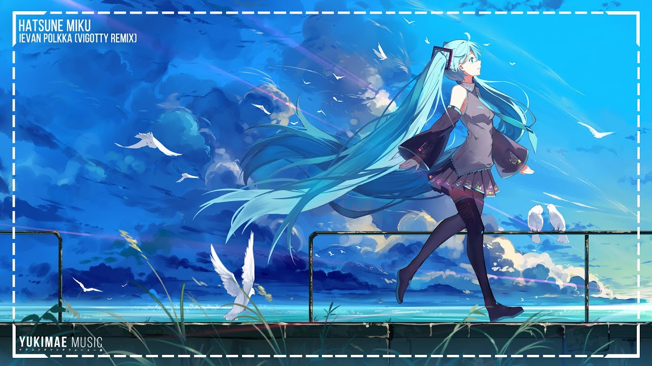 Download Hatsune Miku - Ievan Polkka (Vigotty Remix)