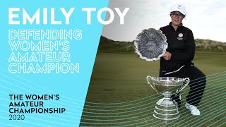 Emily Toy | The Defending Women's Amateur Champion