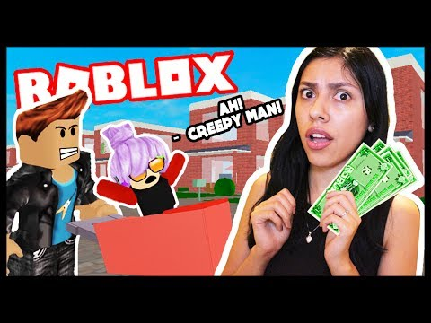 Thumbnail: HE KIDNAPPED HER FROM HER FAMILY! - Roblox (Live Life Rich and Famous)