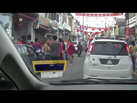 Driving In Melaka, Part 1/2, Melaka, 29 Jan 2017