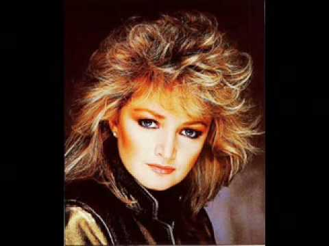 Bonnie Tyler If I Sing You a Love Song Montage