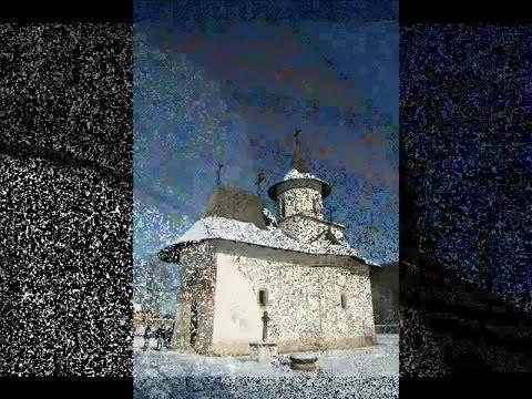 Holy Cross Church in Patrautii -Romanian treasure from Bucovina