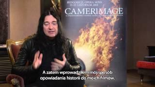 Camerimage 2014 Jonas Akerlund interview