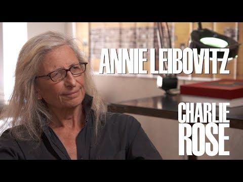 Annie Leibovitz | Charlie Rose