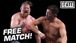 [FREE MATCH] Minoru Suzuki vs Josh Barnett   Josh Barnett's Bloodsport