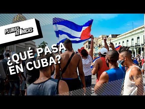 ¿Qué está pasando en Cuba?