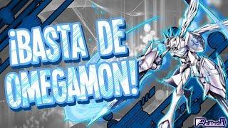 Digimon Noticias: ¡BASTA DE OMEGAMON!