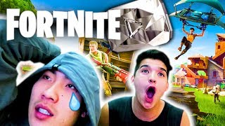 1 WIN = My NEW Boxing Opponent! (FORTNITE PRANK)
