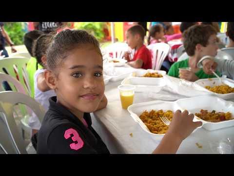 Serving San Juan Community Pre and Post Maria: Boys & Girls Club Puerto Rico Upront
