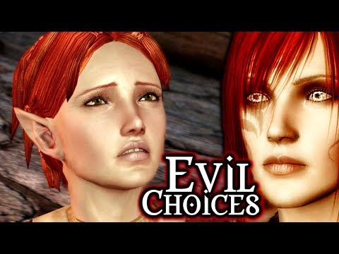 Thumbnail: Dragon Age: Origins - Sell Your Cousin Shianni for 1 Night + Alternative
