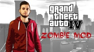 GTA 4 - Gameplay Ita - Zombie Mod