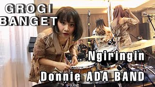 Download lagu Pemujamu (ADA BAND) with Youniverse ft. Donnie Sibarani Drum Cam by Kezia Grace