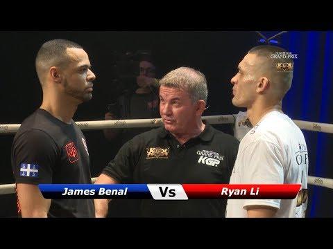MTGP presents LF39: Ryan Li v James Benal