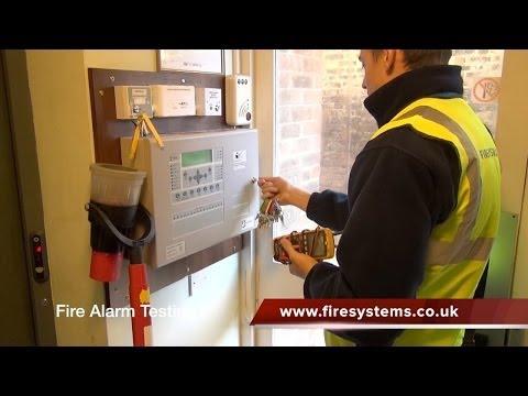 Fire Alarm Maintenance - Fire Systems Ltd