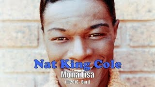 Nat King Cole - Mona Lisa (Karaoke)