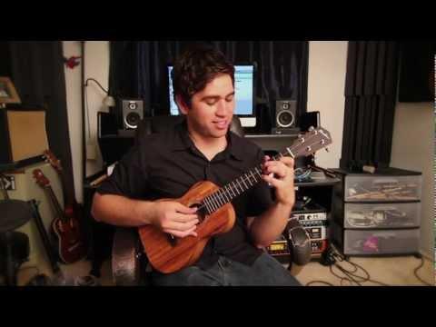 "Imua Garza- ""sí se puede""  Advanced Ukulele Techniques - Original Composition"