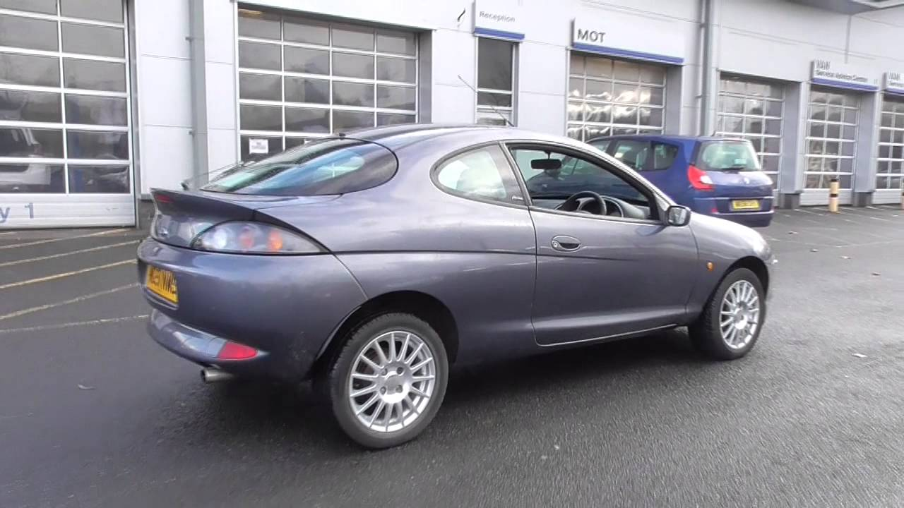 Ford PUMA 1.7i 16V Thunder 3dr U34079 - YouTube deaeb0e522b7