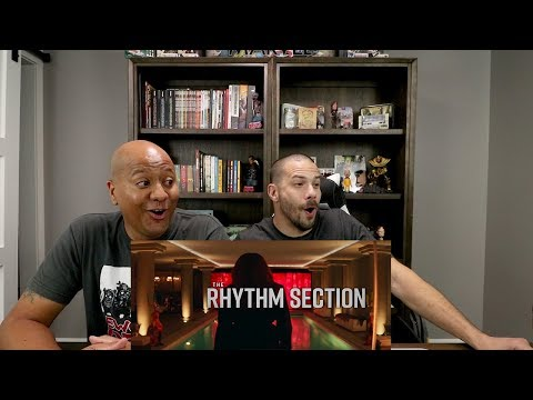 The Rhythm Section Trailer REACTION!!!