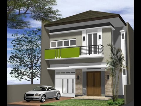 3D HOME DESIGN] Exterior Design - YouTube