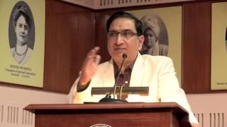 Speech on Sir M. Visvesvaraya by Sreenath H S